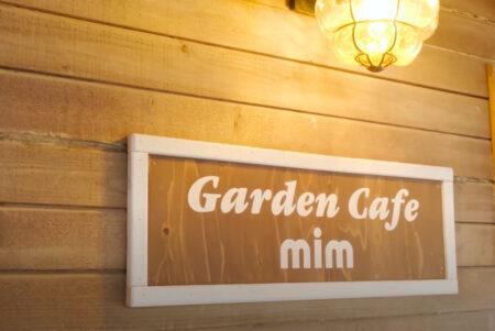 Garden Cafe mim